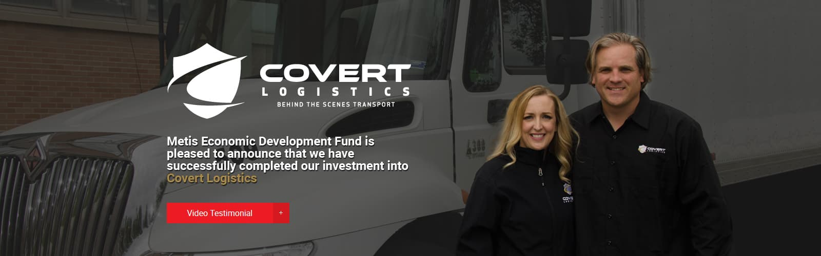 Covert Logistics Investment