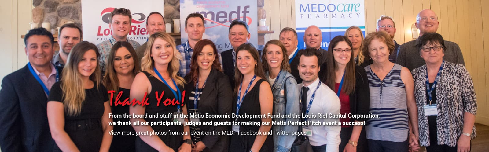 Metis Perfect Pitch - Thank you!